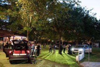 Laura Sánchez no se pierde la presentación del nuevo SEAT Tarraco en Sevilla - Gastronomía y Moda. Foto: Anibal González, Go Eventos