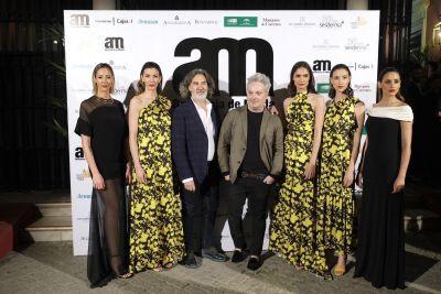 PUROGARBO - Cerca de 3.000 personas disfruran con las propuestas de Andalucía de Moda 16 Fotos:Chema Soler - Gastronomía y Moda
