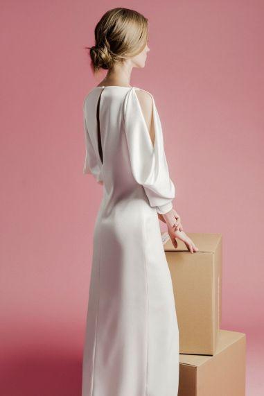 Sophie et Voilà crea vestidos de novia a partir de plástico reciclado - Gastronomía y Moda