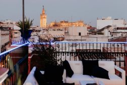 Alabardero inaugura La Pepa Rooftop, la nueva terraza de moda en pleno centro de Sevilla - Gastronomía y Moda