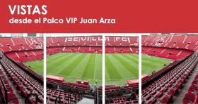 Vente con Pepelu a disfrutar del palco VIP del Sevilla FC - Gastronomía y Moda