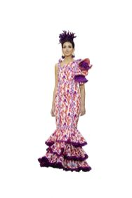 La sostenibilidad en la moda flamenca by Isabel Perea - Gastronomía y Moda