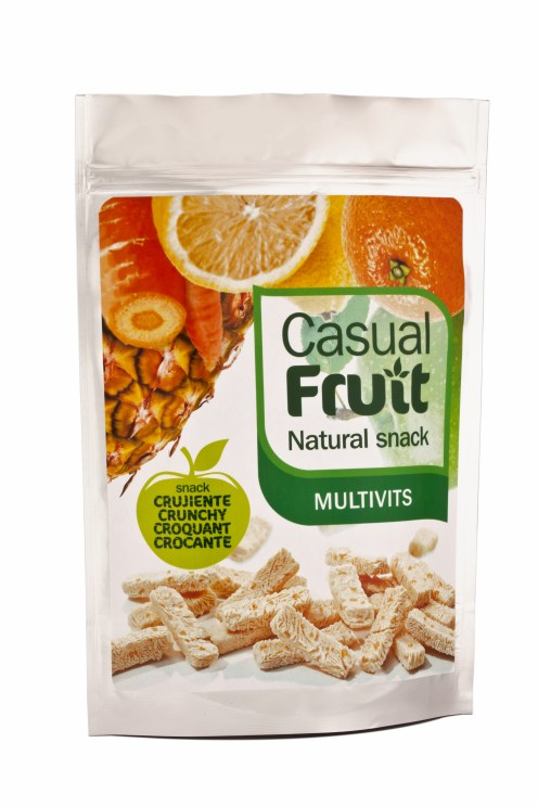Casual Fruit Multivits- Snack saludable B43