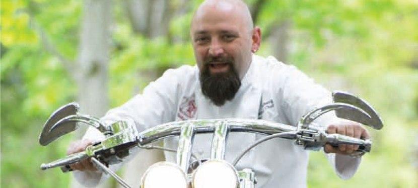 Biker Chef: The Red Lion Inn, Stockbridge, Massachusetts | Elizabeth Field