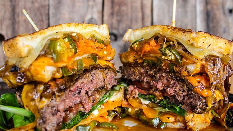 Lucky 13 - award winning burgers