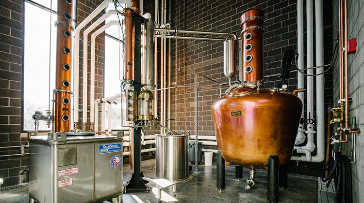 Dented Brick Distillery (DBD)