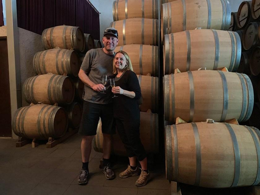 Todd and Kristen Gardiner (Taqueria 27)
