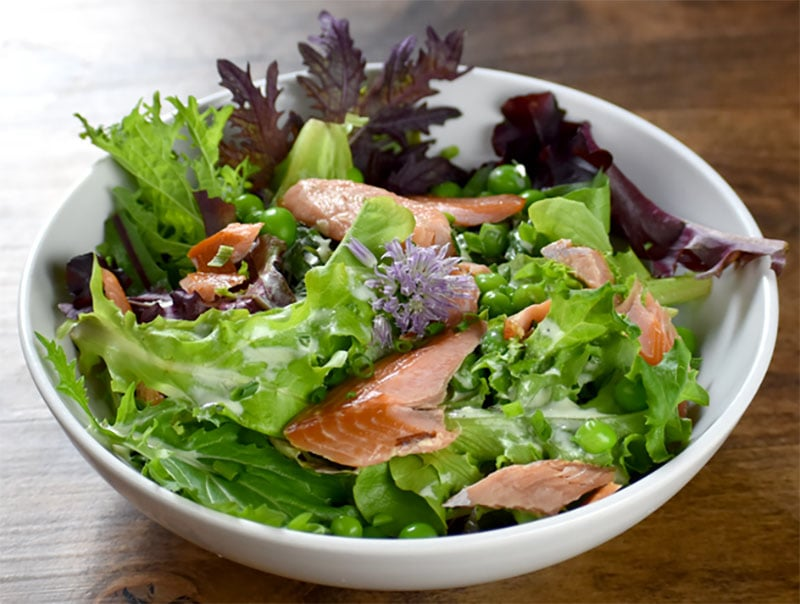 Midway Mercantile - Summer salad (Midway Mercantile)