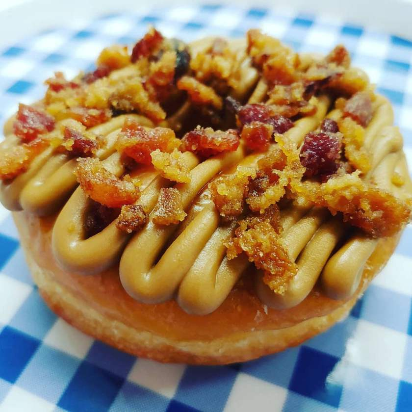 Sweet The TreatATorium - maple bacon donut (Sweet)