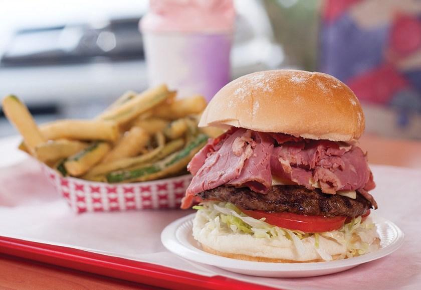 Crown Burgers (SL Mag)