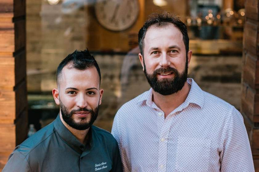 Osteria Amore - owners