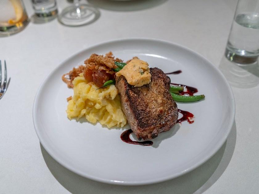 Stanza - steak