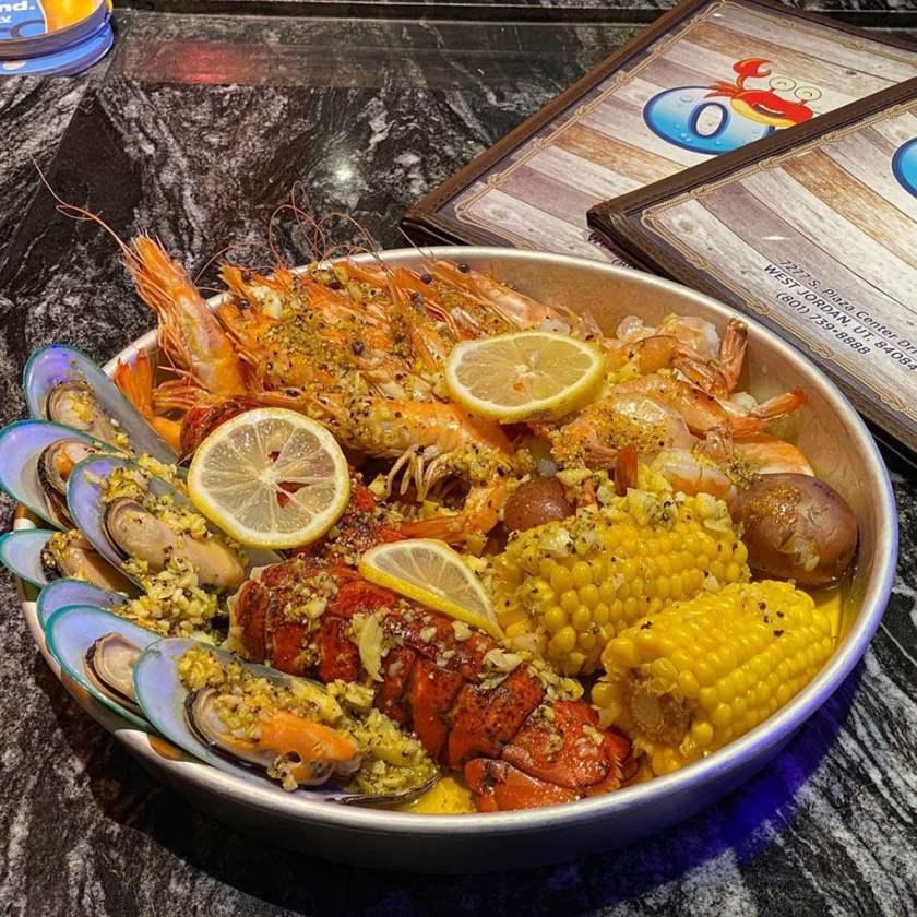 O' Crab - shellfish (O Crab)