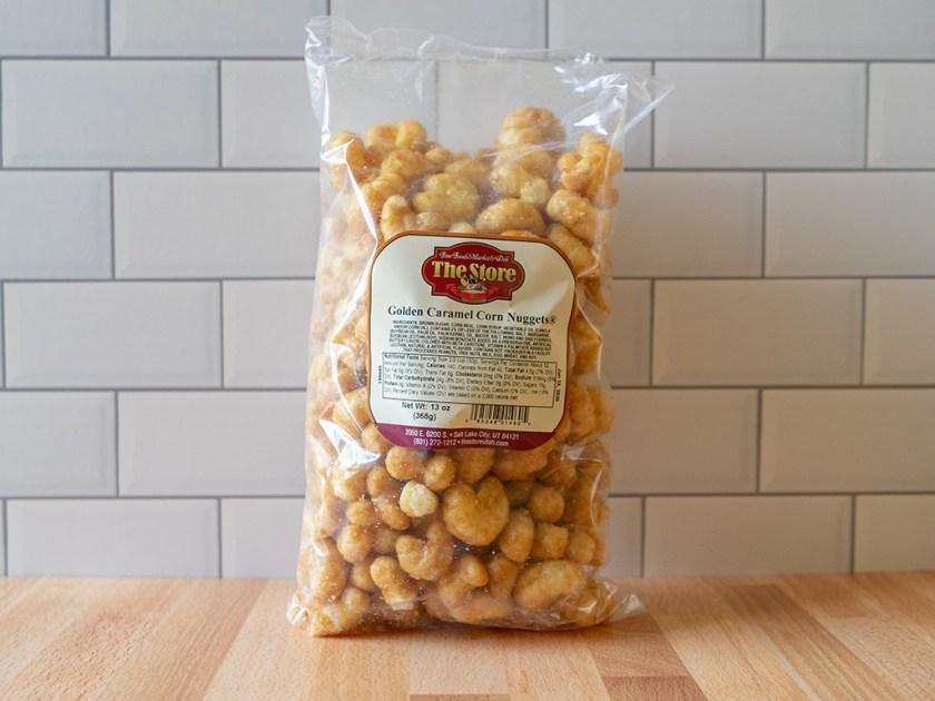 The Store - golden caramel corn