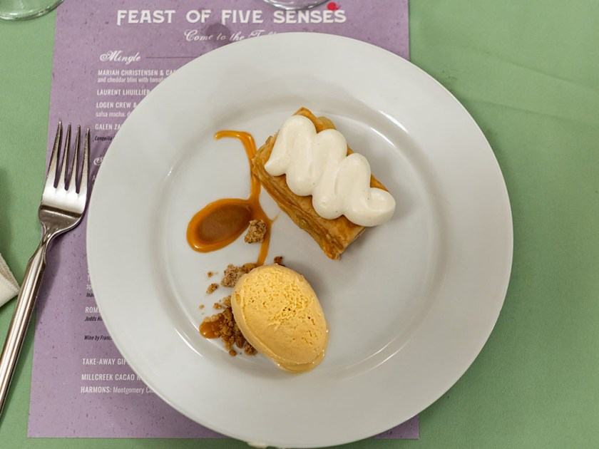 Feast Of The Senses 2019 - dessert