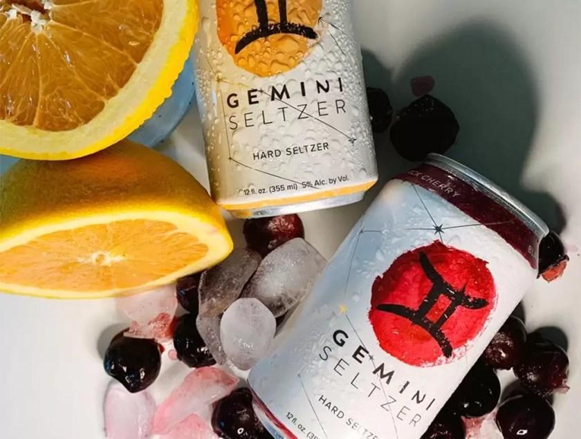 RoHa Gemini Hard Seltzer