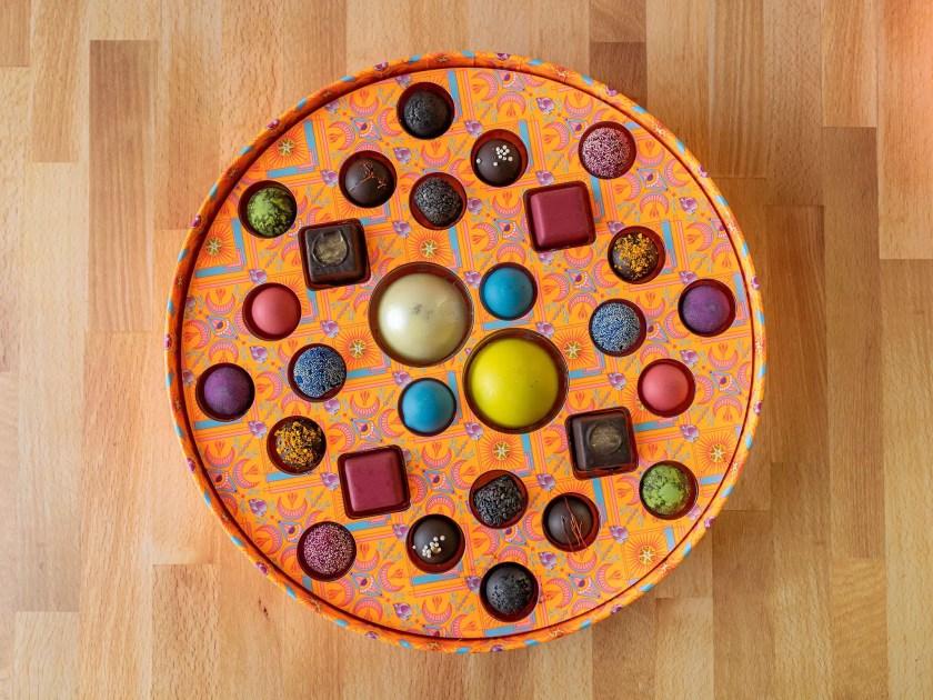 Vosges Chocolates - Spring Uzume collection