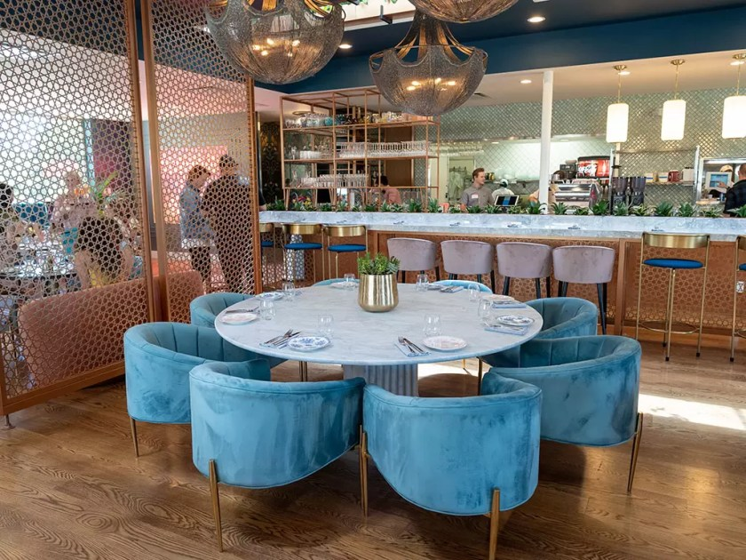 Sunday's Best - counter seating