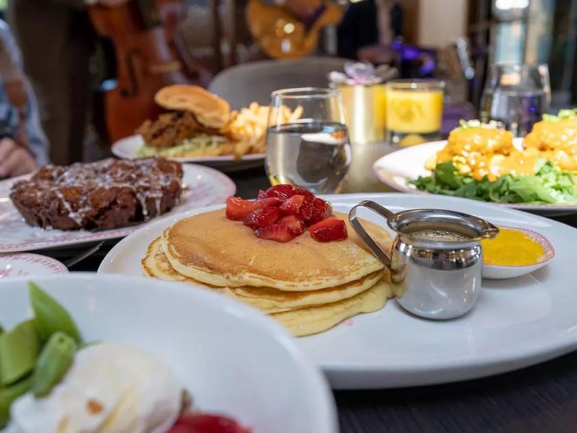 Sunday's Best - pancakes