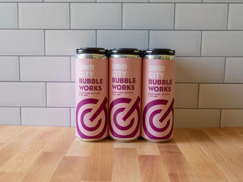 Award winning Bubble Works from Grid City BRewing