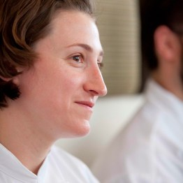 Chef Co-Owner Jenny Cleveland
