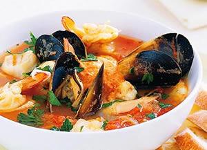 Bouillabaisse - supa de peste