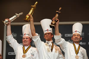 Chef-premiantii d'OR 2013