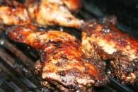 Pollo a la Jerk - Jamaica