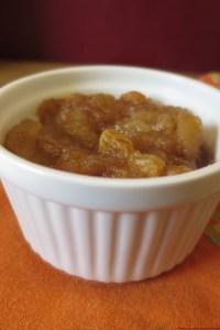 Compte pomme & poire (146 kcal / portion de 200 gr)