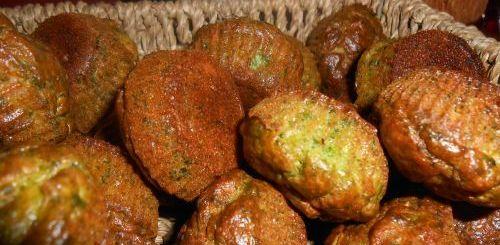 bouchées épinards & saumon