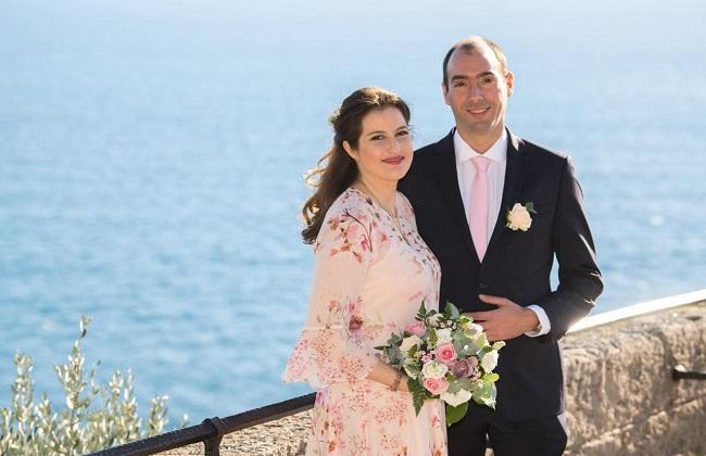 فؤاد الثاني ينشر بيانا حول حفل زواج الأميرة فوزية وأسماء