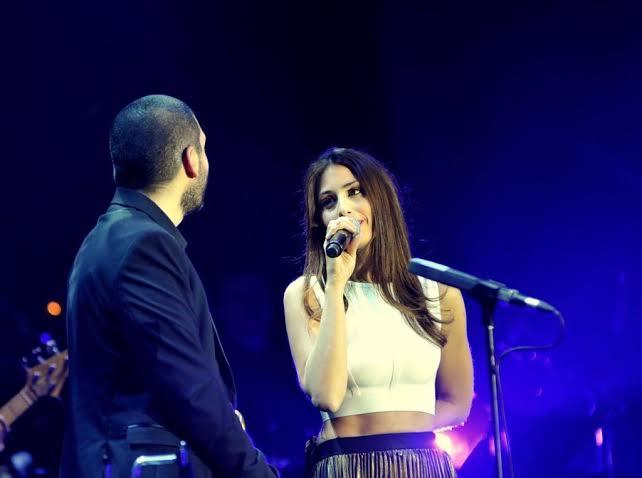 بالصور: هبة توجي ومجموعة من الموسيقيين يجتمعون في حفل دولي لدعم ضحايا بيروت