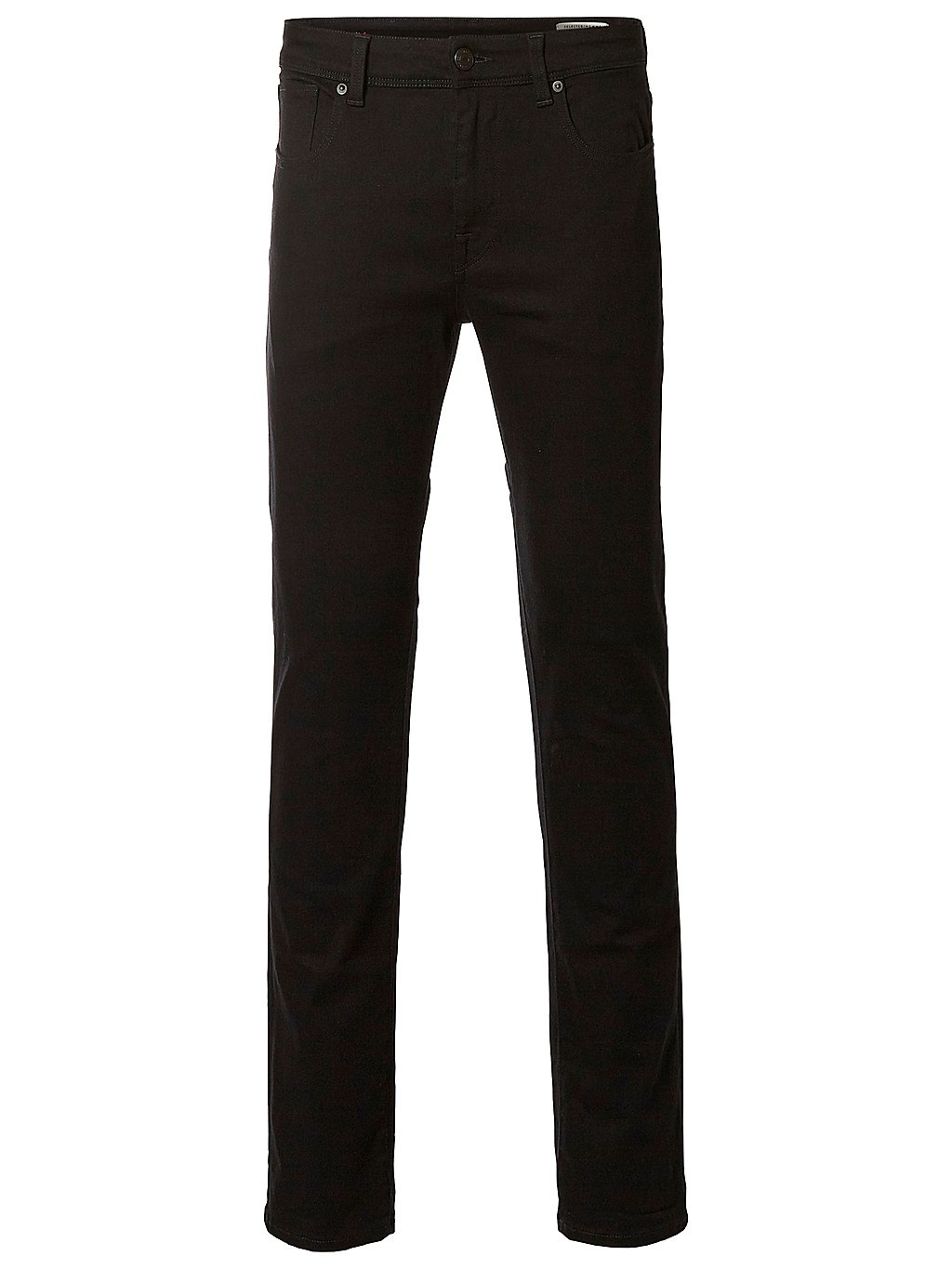 Selected Jeans - Leon 1001 Black | Gate 36 Hobro