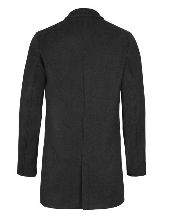 samsøe samsøe kenpo jacket 4011 - black mel | GATE 36 Hobro