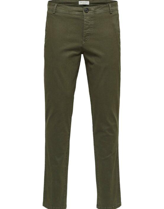 Selected – Skinny Luca Pants Deep Depth