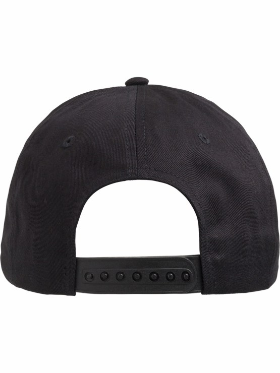 K50K504562 Calvin Klein Badge Cap Black | GATE36 Hobro