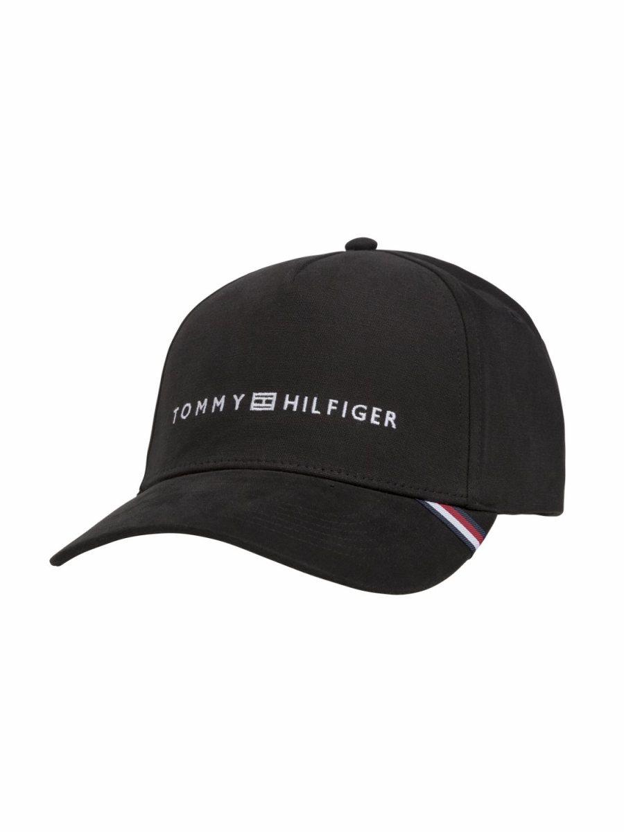 Tommy Hilfiger - Uptown Cap Black   GATE36 HOBRO