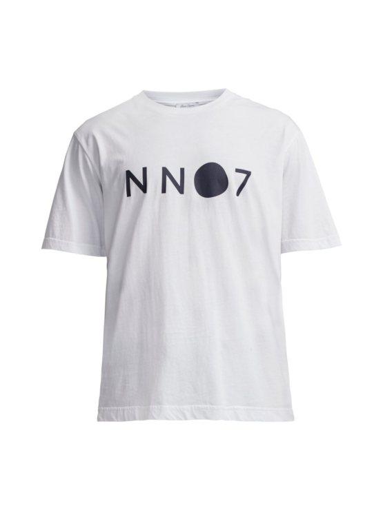 NN07 - Ethan Logo 3208 White   Gate 36 Hobro