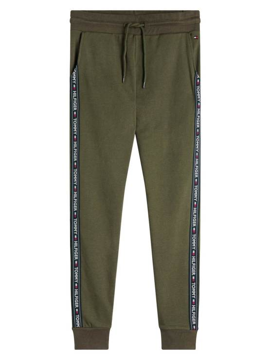 Tommy Hilfiger - Sweat Pants olive night | GATE36 Hobro