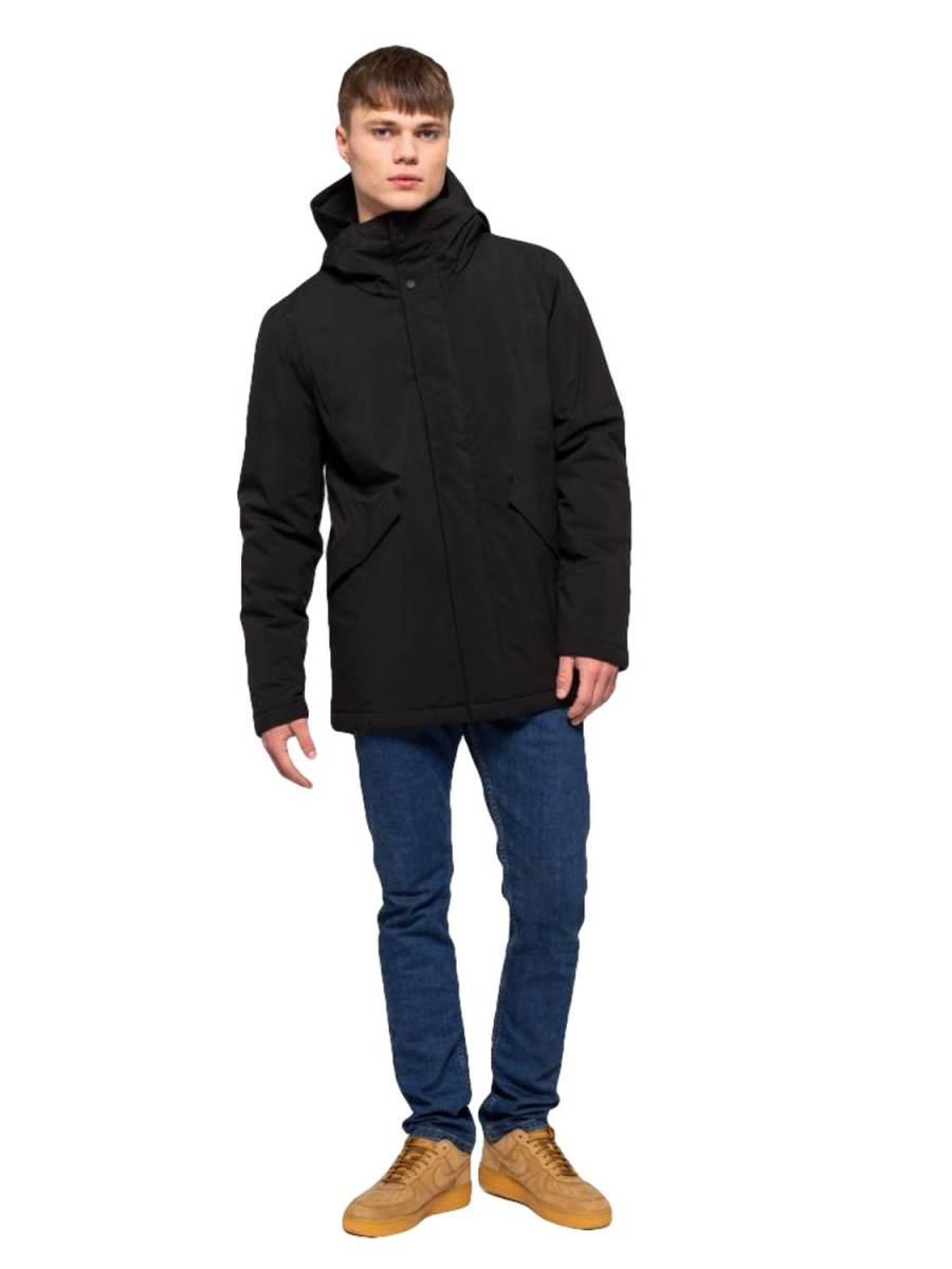 RVLT - Jacket 7661 Parka Black | GATE36 Hobro