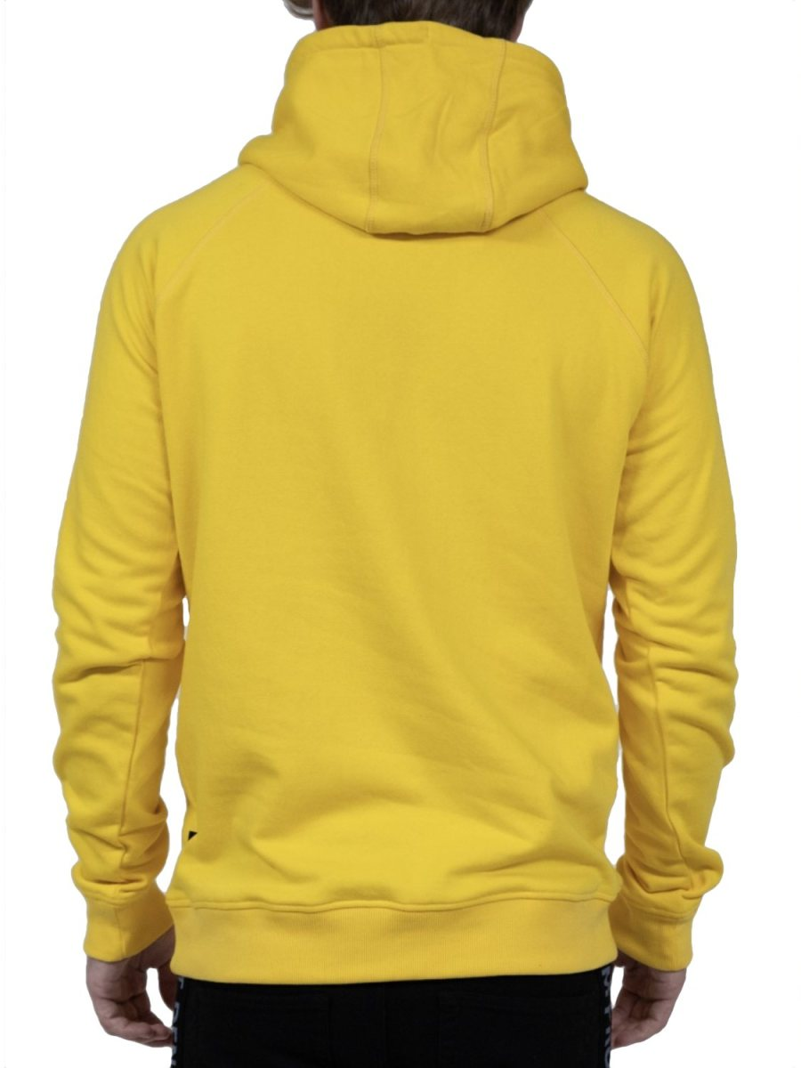DENIM PROJECT- Hoodie Logo Yellow | GATE36 Hobro