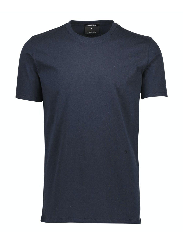 Junk De Luxe - Basis T-Shirt Navy | GATE 36 Hobro