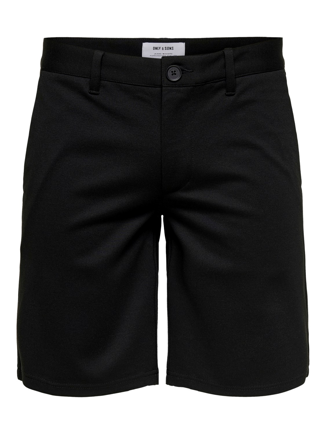 ONLY & SONS - OnsMark Shorts black | Gate36 Hobro