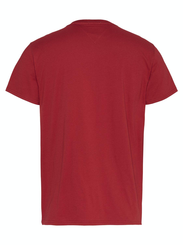 TJM solid T-Shirt - Wine Red   Gate36 Hobro