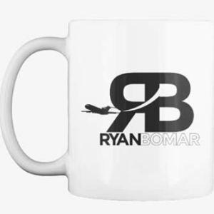 Exclusive Ryan Bomar Mug