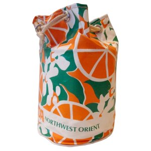 Northwest Orient, Florida Travel Tote