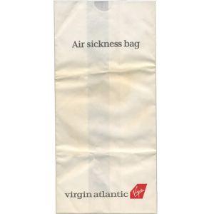 Virgin Atlantic Air Sickness Bag