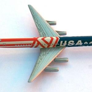 Schabak ONA Overseas National Airlines Douglas DC-8