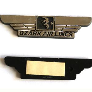 Ozark Air Lines Jr Pilot Wings – Sticky-Back