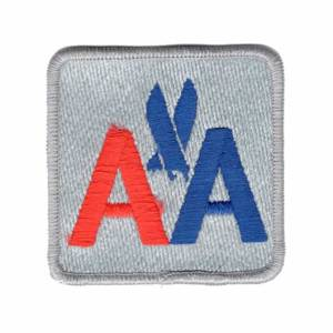 American Airlines Classic Logo Patch 3″